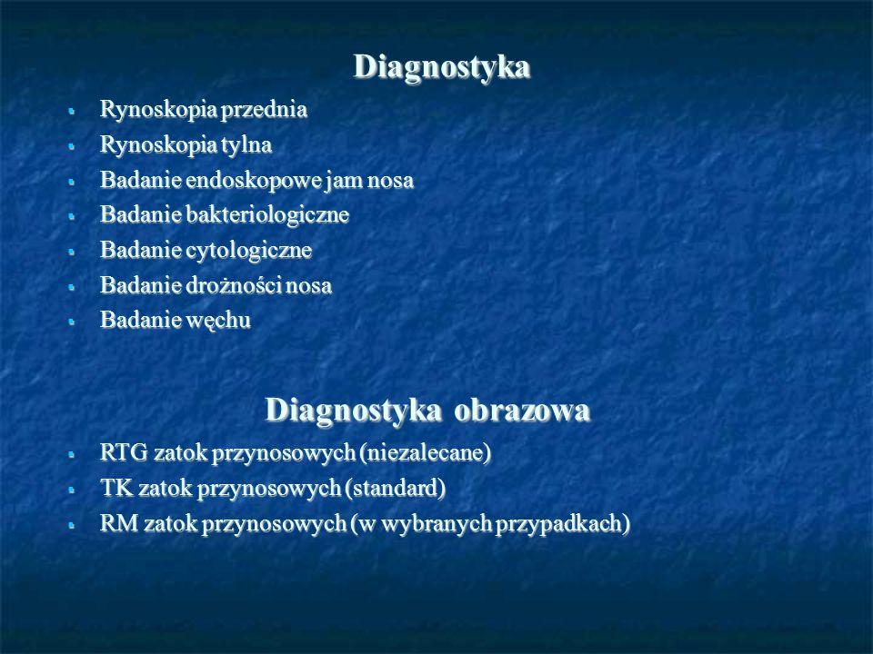 Diagnostyka Diagnostyka obrazowa