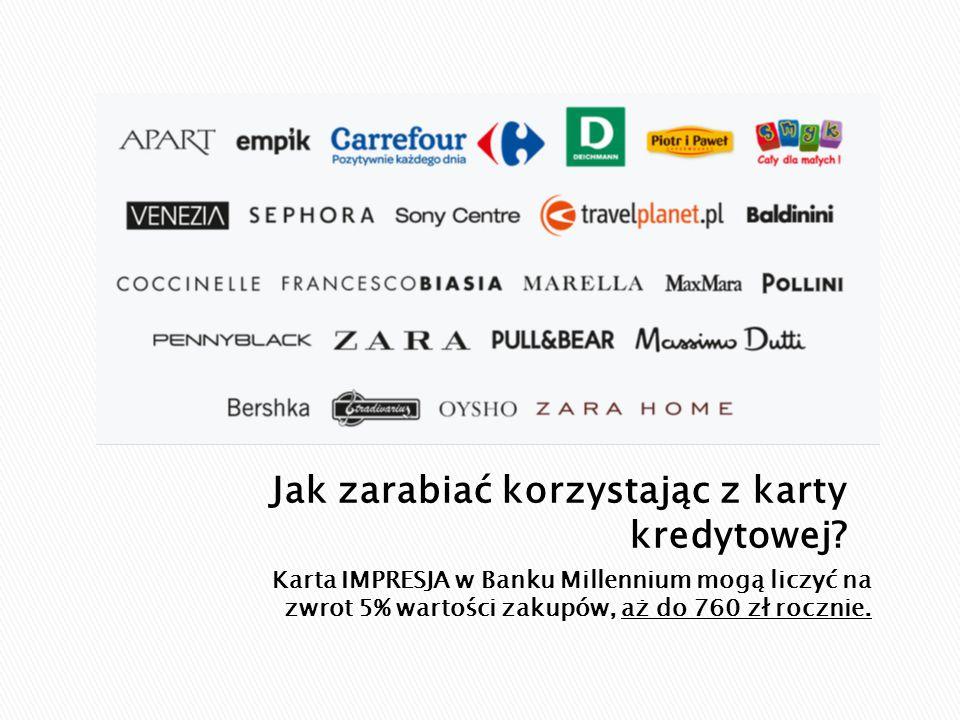 Jak zarabiać korzystając z karty kredytowej
