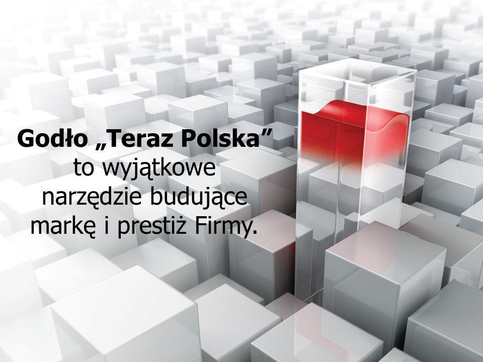 """Godło """"Teraz Polska to wyjątkowe"""