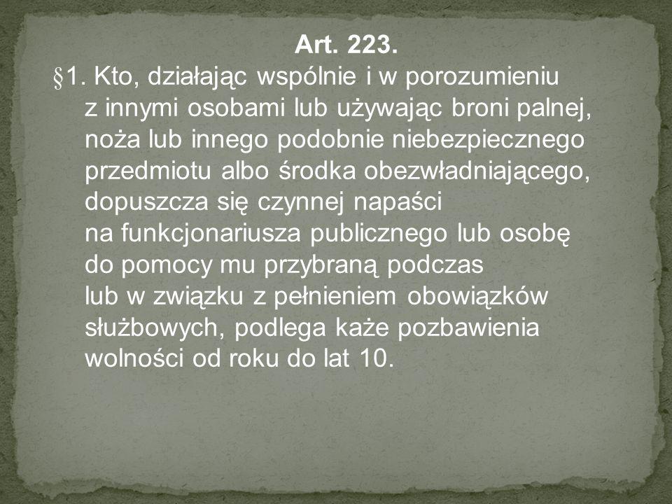 Art. 223.