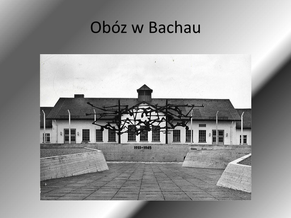 Obóz w Bachau