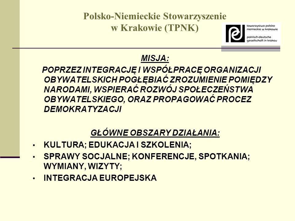 Polsko-Niemieckie Stowarzyszenie w Krakowie (TPNK)