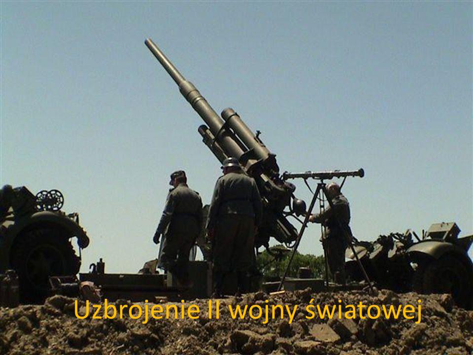 Uzbrojenie II wojny światowej