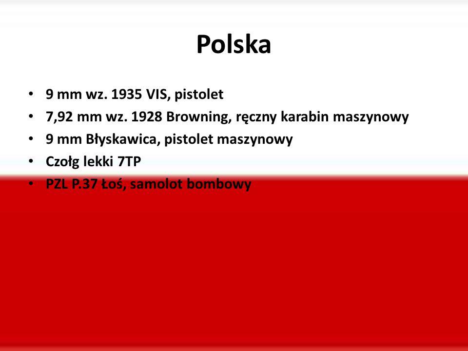 Polska 9 mm wz. 1935 VIS, pistolet