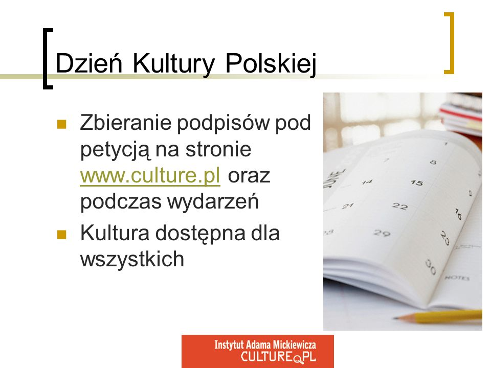 Dzień Kultury Polskiej