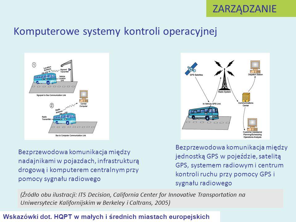 Komputerowe systemy kontroli operacyjnej