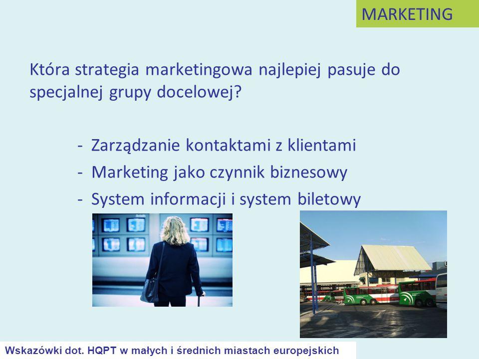 - Zarządzanie kontaktami z klientami