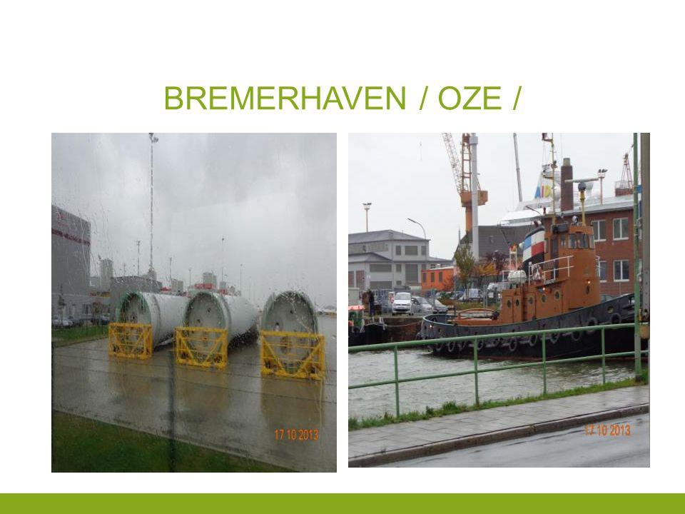 bremerhaven / oze /