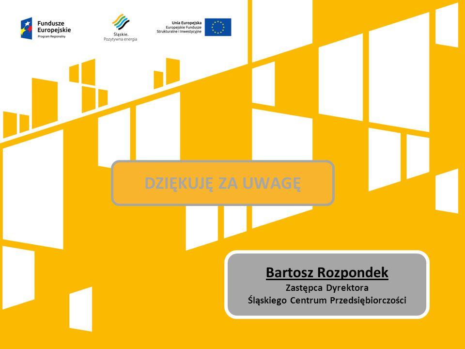 Śląskiego Centrum Przedsiębiorczości