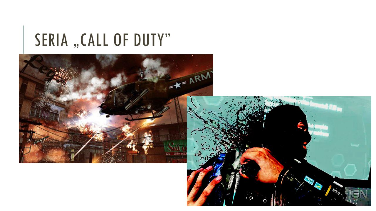"Seria ""Call of Duty"
