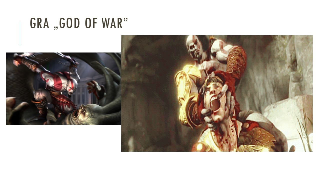 "Gra ""God of War"