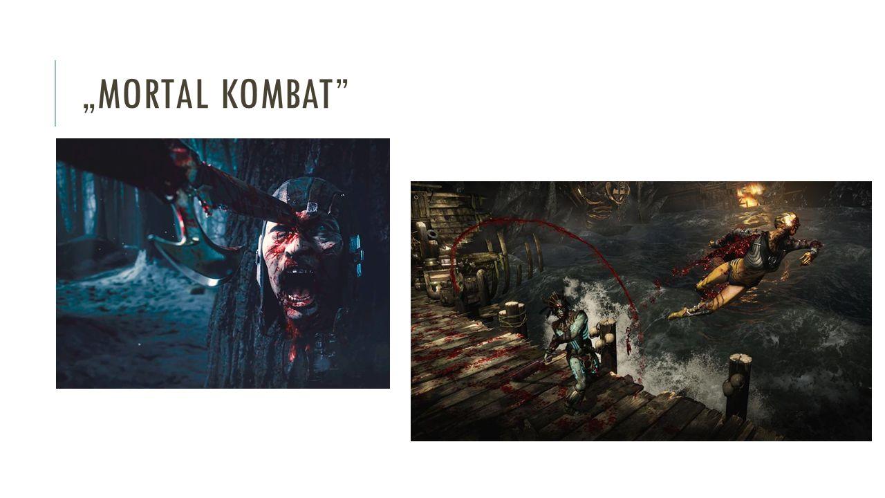 """Mortal kombat"