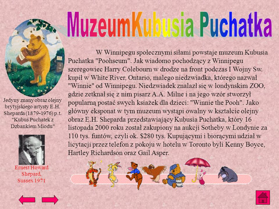 MuzeumKubusia Puchatka