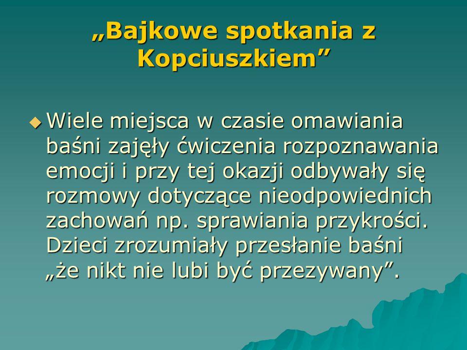 """""""Bajkowe spotkania z Kopciuszkiem"""