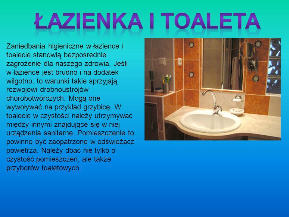 Łazienka i toaleta