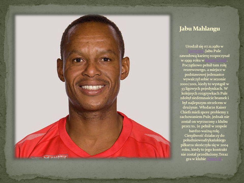 Jabu Mahlangu