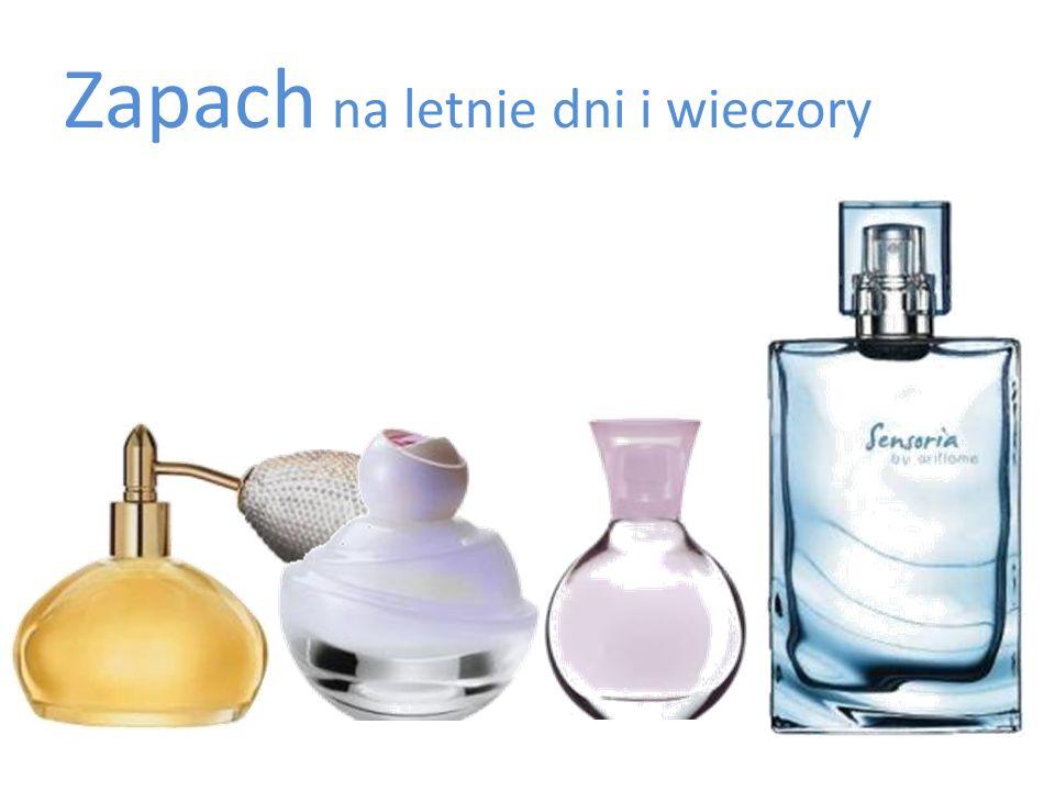 Zapach na letnie dni i wieczory