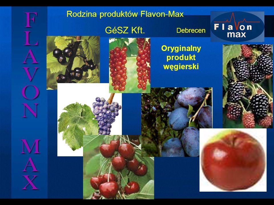 Oryginalny produkt węgierski