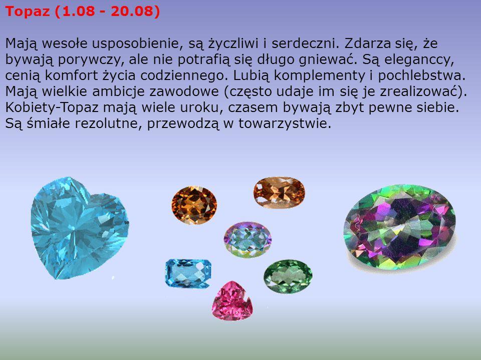 Topaz (1.08 - 20.08)