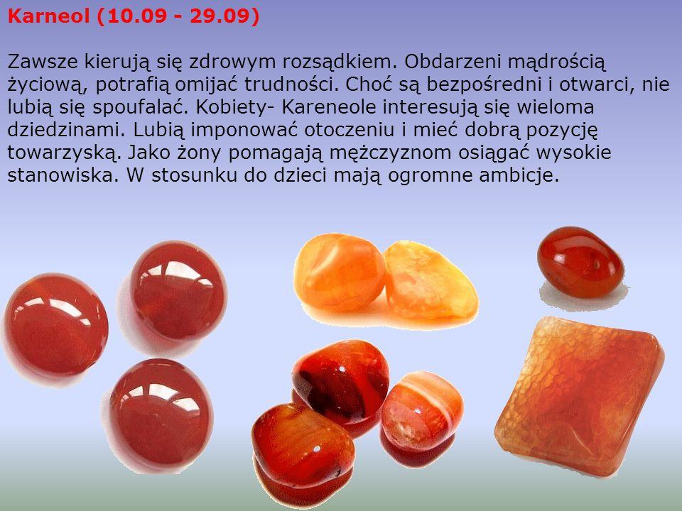 Karneol (10.09 - 29.09)