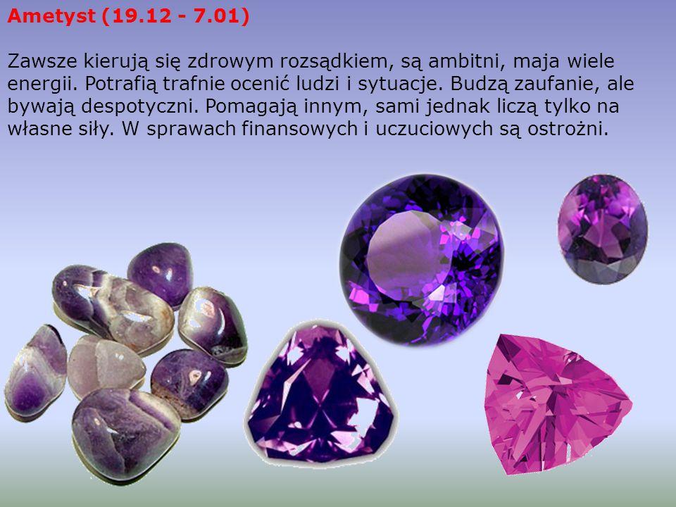 Ametyst (19.12 - 7.01)