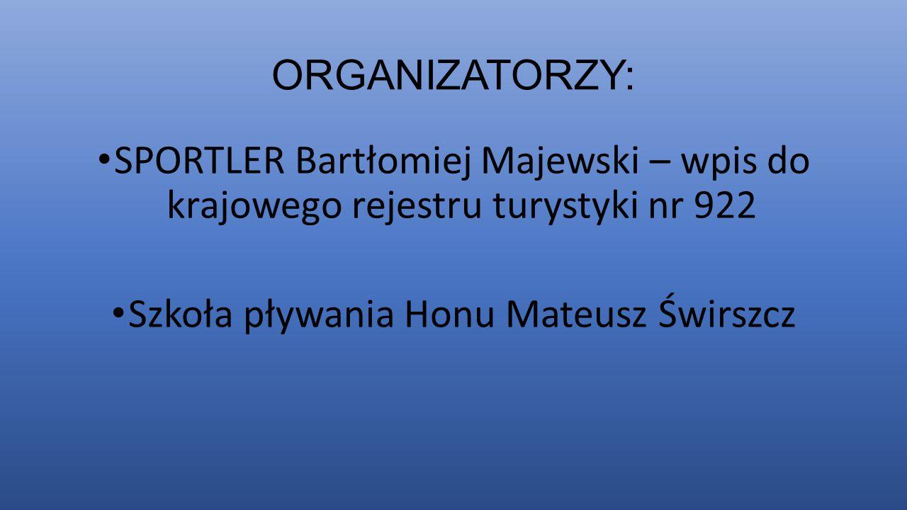 Szkoła pływania Honu Mateusz Świrszcz