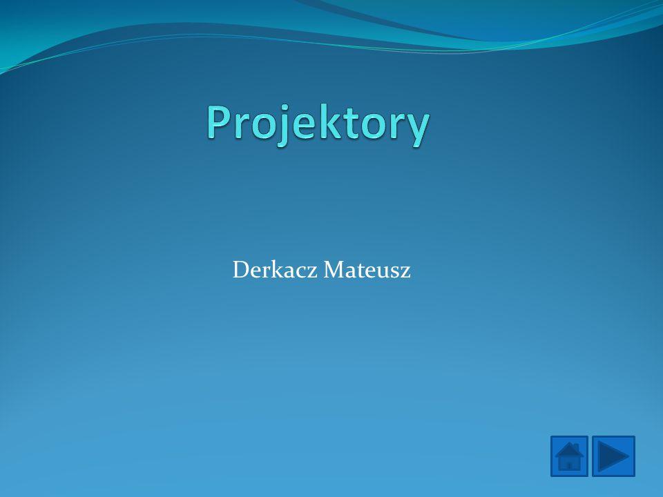 Projektory Derkacz Mateusz