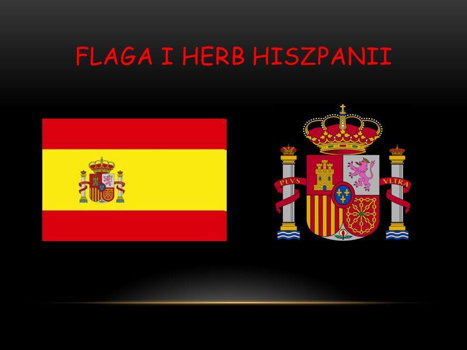 Flaga i herb Hiszpanii