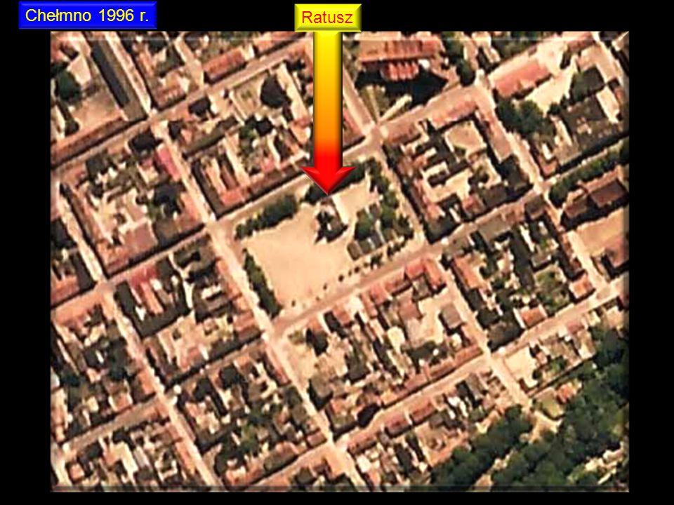 Chełmno 1996 r. Ratusz