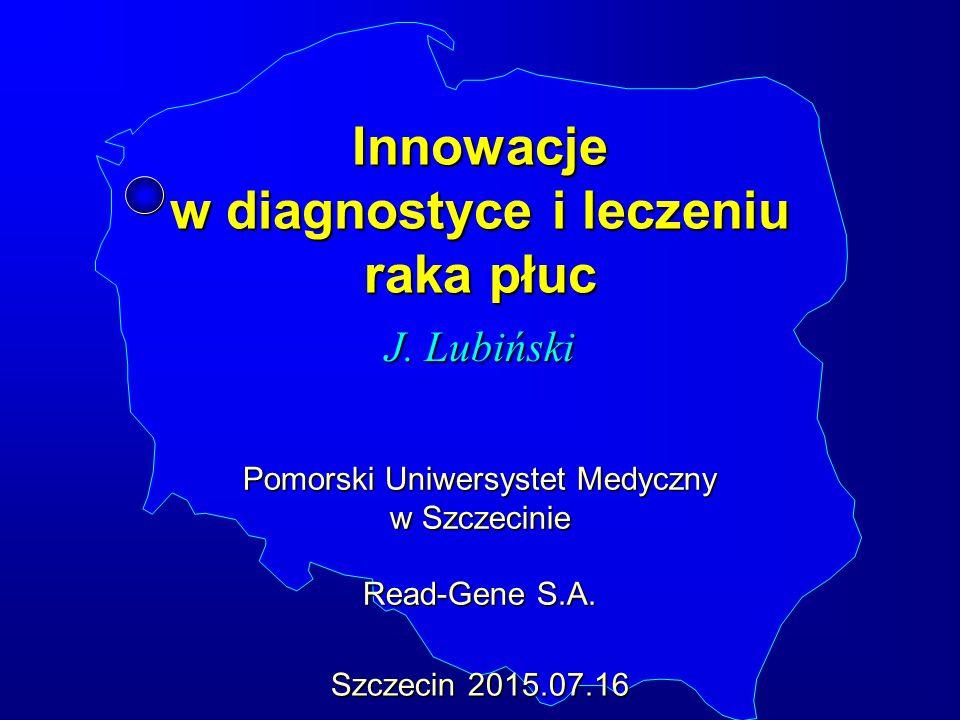 Innowacje w diagnostyce i leczeniu raka płuc