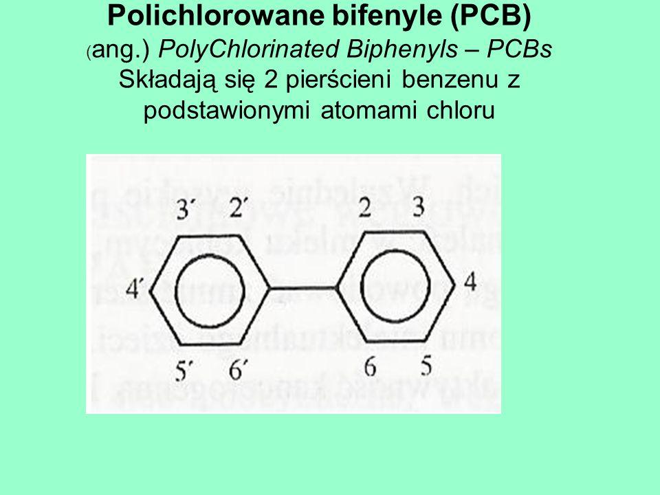 Polichlorowane bifenyle (PCB) (ang