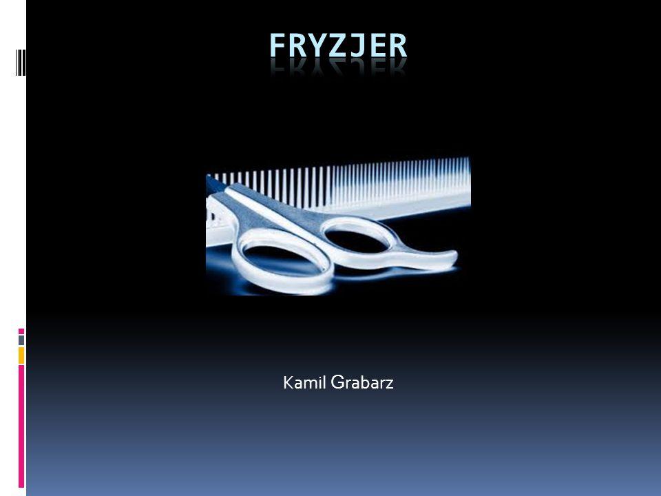 fryzjer Kamil Grabarz