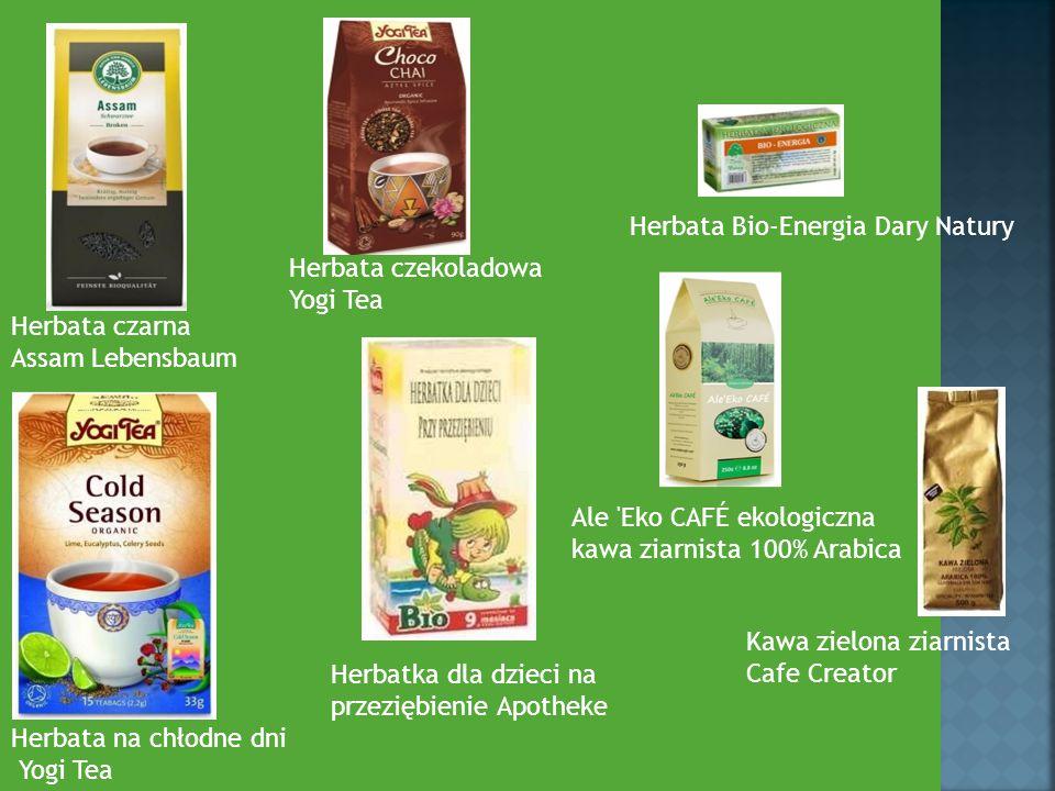 Herbata Bio-Energia Dary Natury