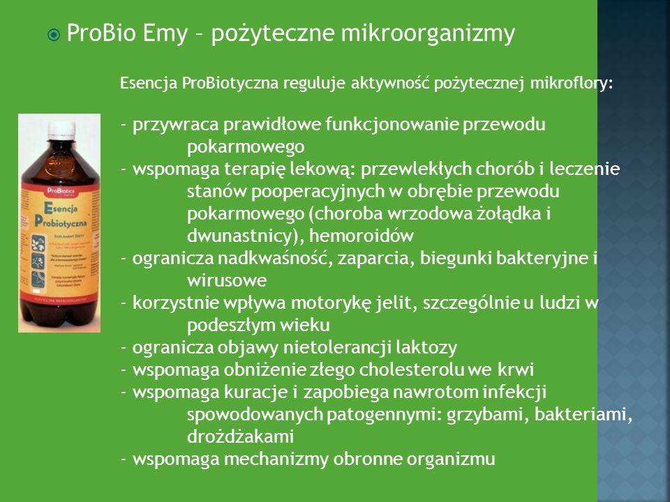 ProBio Emy – pożyteczne mikroorganizmy