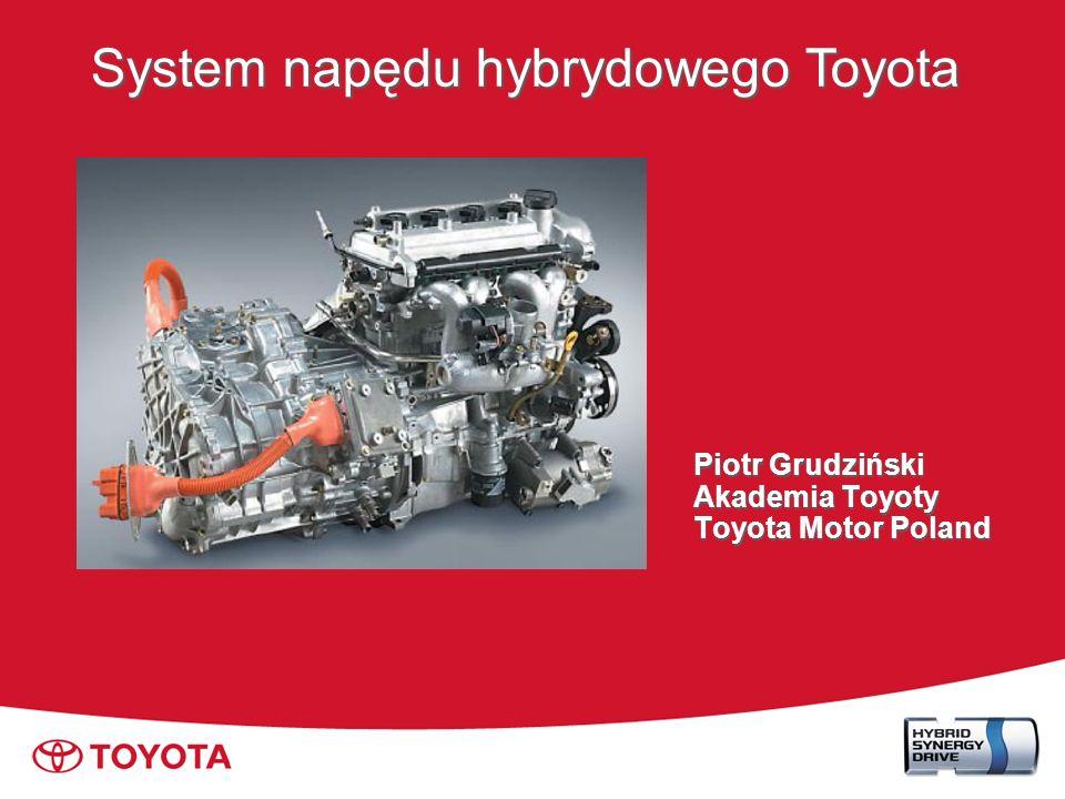 Piotr Grudziński Akademia Toyoty Toyota Motor Poland