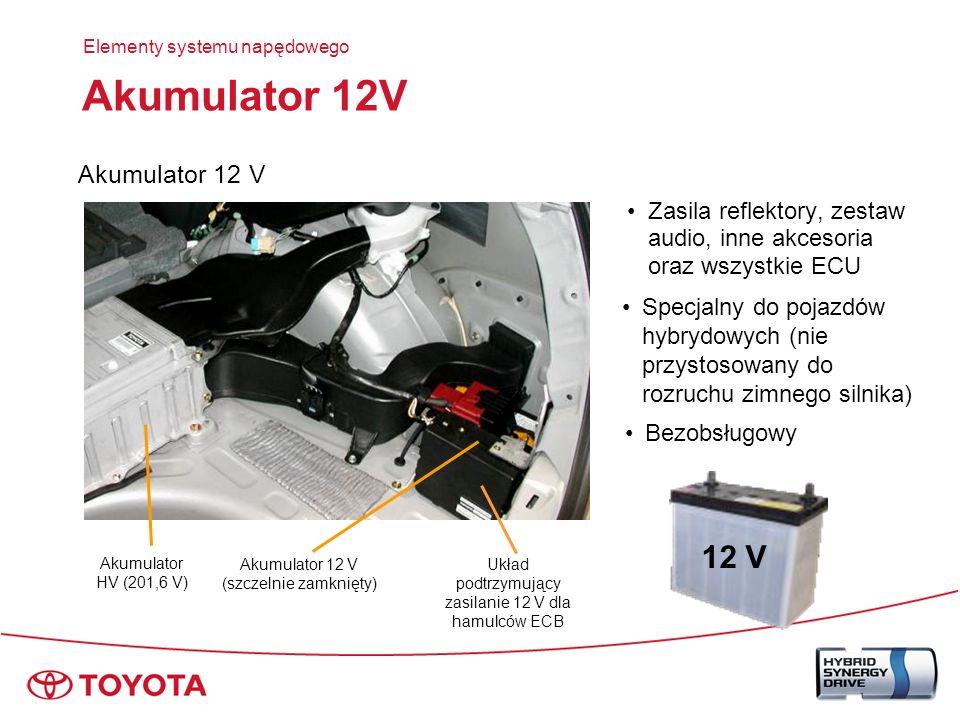 Akumulator 12V 12 V Akumulator 12 V