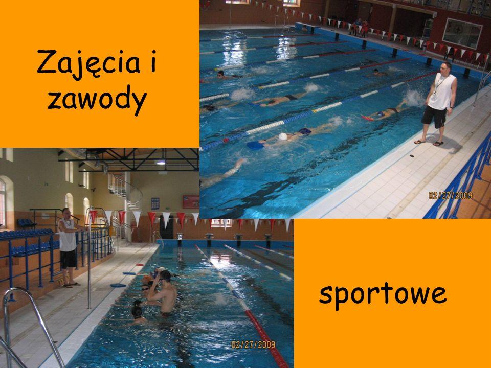 Zajęcia i zawody sportowe