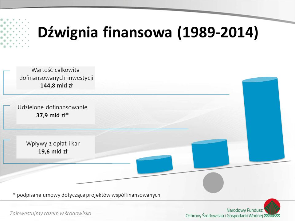 Dźwignia finansowa (1989-2014)