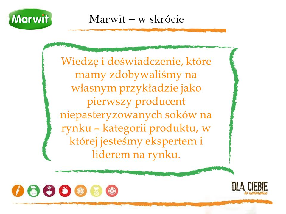 Marwit – w skrócie