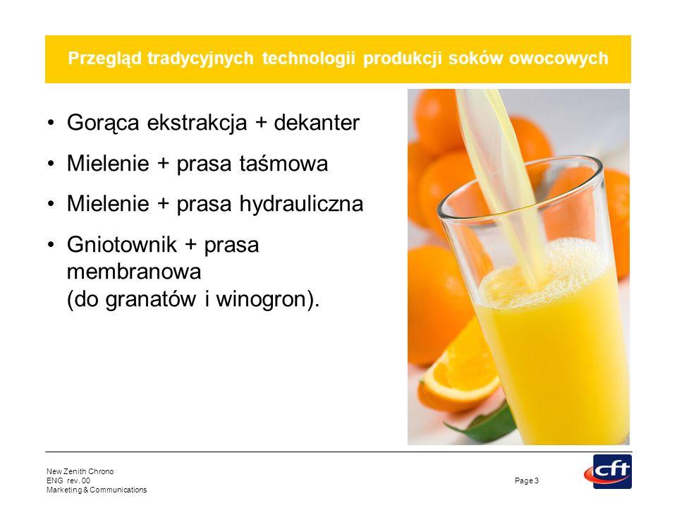 Przegląd tradycyjnych technologii produkcji soków owocowych