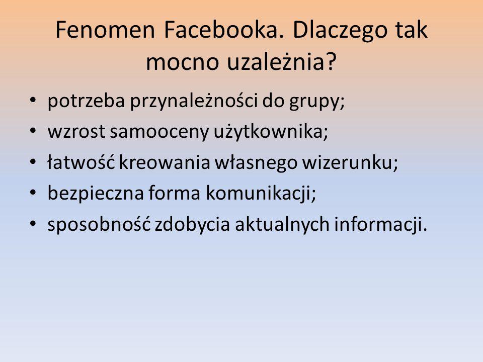 Fenomen Facebooka. Dlaczego tak mocno uzależnia