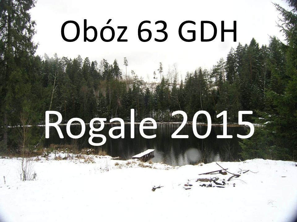 Obóz 63 GDH Rogale 2015 1