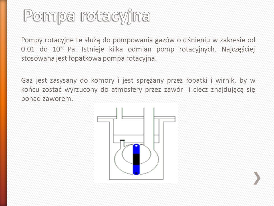 Pompa rotacyjna