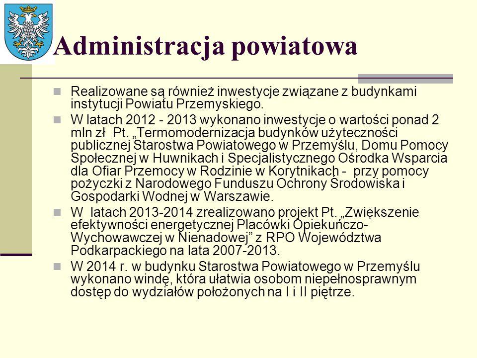 Administracja powiatowa