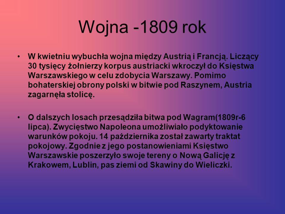 Wojna -1809 rok