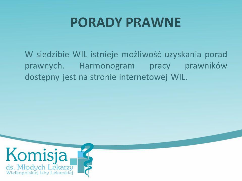 Kariera lekarza Lek. Marcin Żytkiewicz. PORADY PRAWNE.