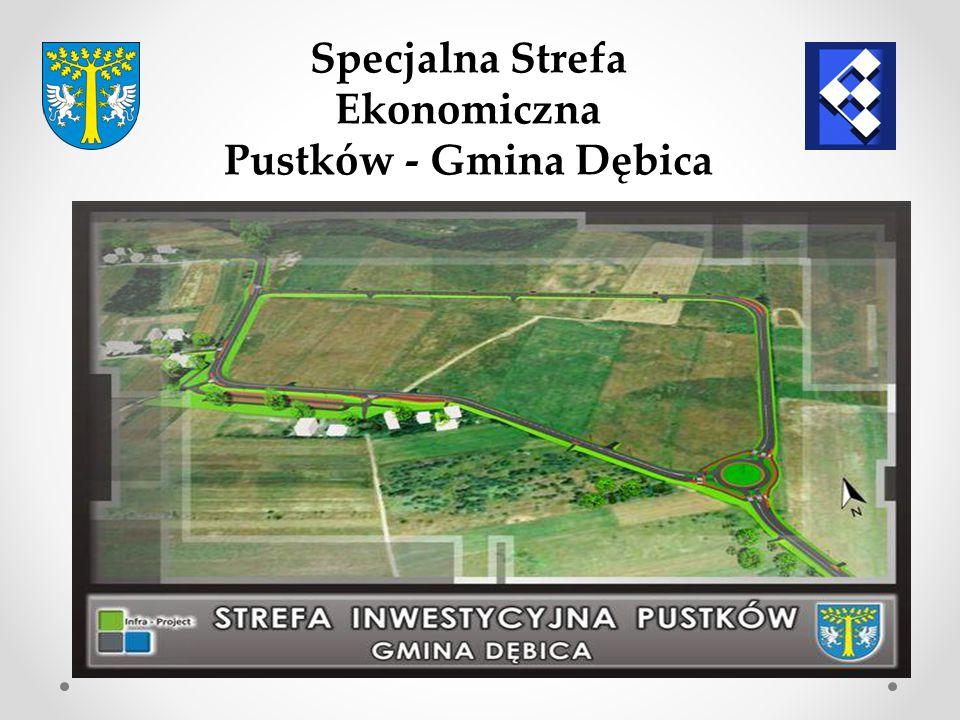 Specjalna Strefa Ekonomiczna Pustków - Gmina Dębica