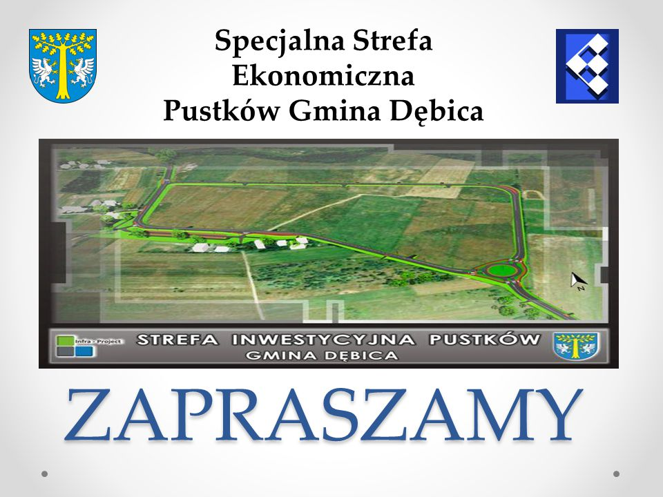 Specjalna Strefa Ekonomiczna Pustków Gmina Dębica