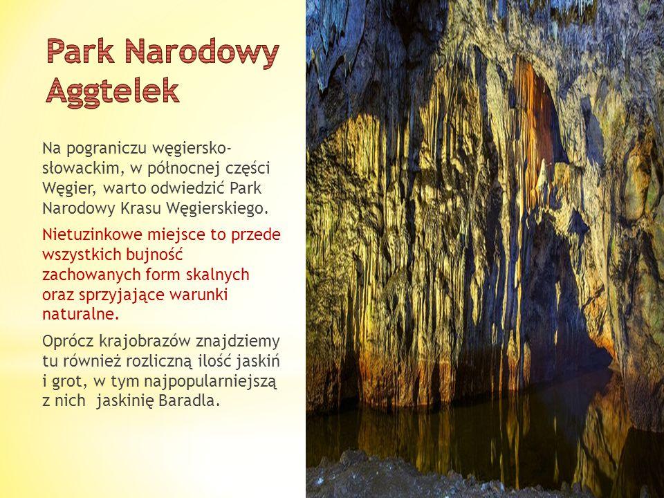Park Narodowy Aggtelek