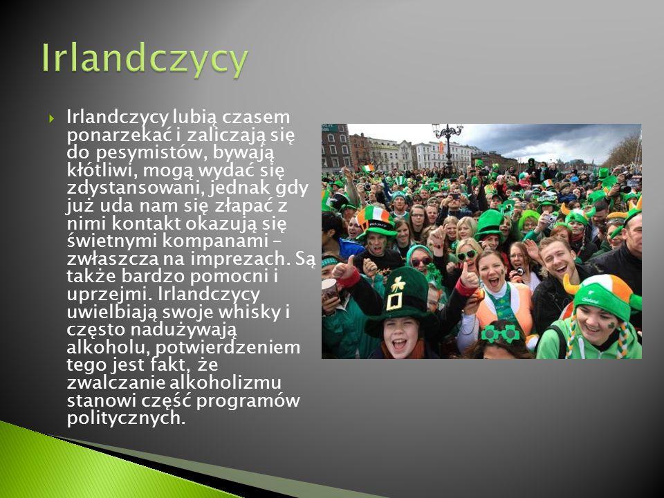 Irlandczycy